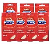 Durex Love Sex Gefühlsecht 8 Kondome ( 6er Pack )