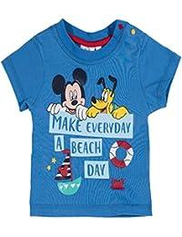 Disney Mickey Babies T-Shirt - blau