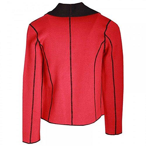 Betty Barclay Damen Strickjacke Red Multi