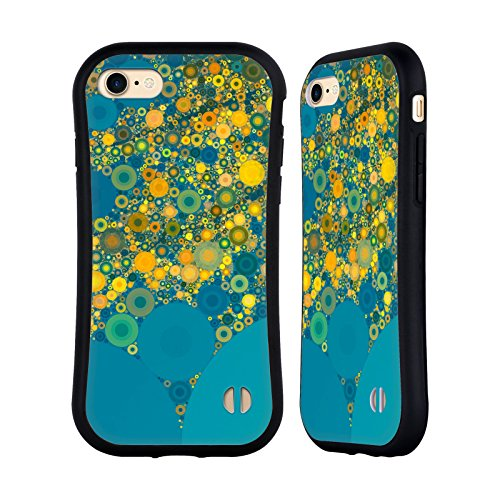 official-olivia-joy-stclaire-a-million-little-stars-circles-hybrid-case-for-apple-iphone-7