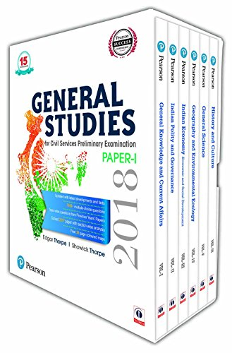 Civil Services Preliminary Examination - General Studies Paper I (2018) price comparison at Flipkart, Amazon, Crossword, Uread, Bookadda, Landmark, Homeshop18