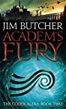 Academ's Fury: The Codex Alera: Book Two