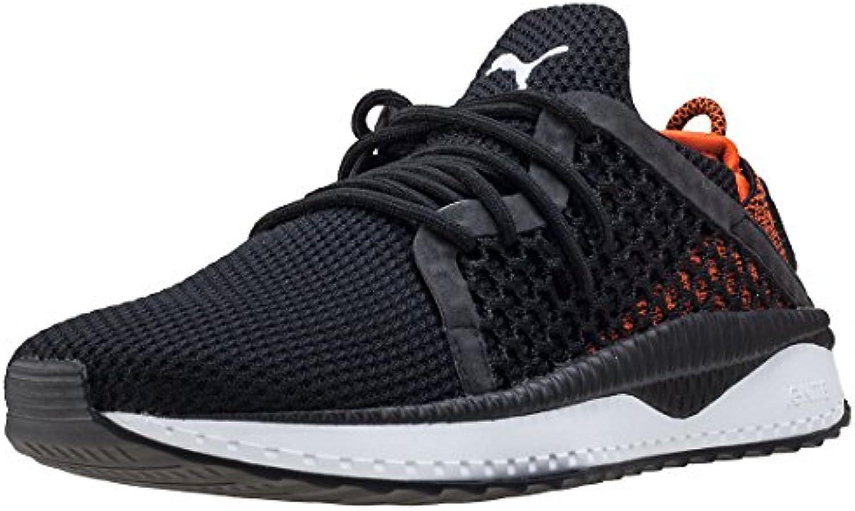 Puma Tsugi Netfit Herren Sneaker Schwarz  Billig und erschwinglich Im Verkauf