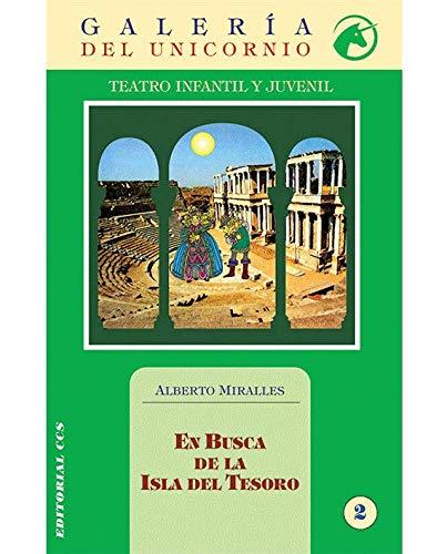 En Busca De La Isla Del Tesoro/1ª Edición (Galería del unicornio) por Mariano Fuertes