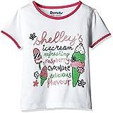 #7: Donuts Baby Girls T-Shirt (267622503_White_18M)
