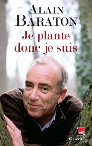 Livres Je plante donc je suis (Documents Français) pdf epub