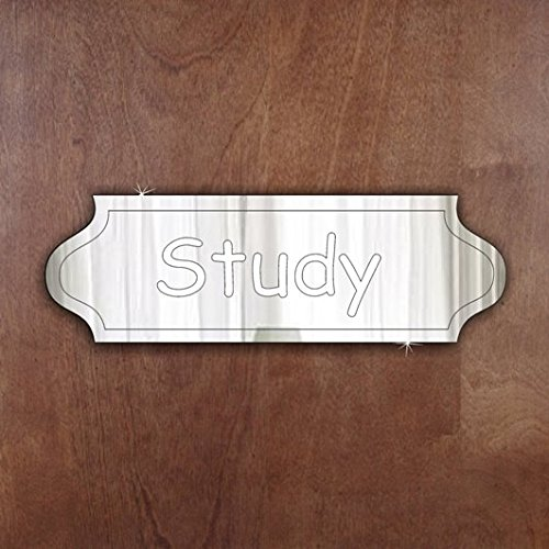 door-plaque 20x 7.5cm-comic font signage-personalised-door-name-sign-boy-or-girls-bedroom- qualsiasi stanza, Acrilico,