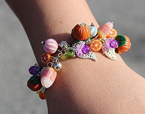 Bracelet Sweet Autumn ~ AstraLuna Bijoux