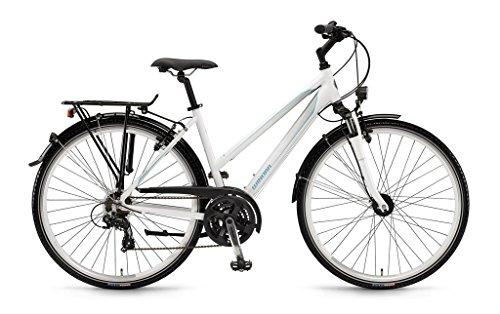 Winora Santiago Trekking Bike 2016 (Weiss/Silber, 44)