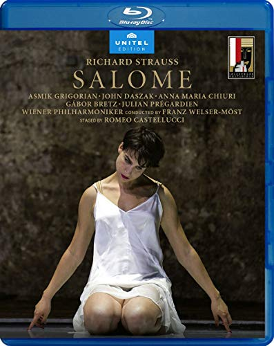 Strauss: Salome (Salzburg Festival, August 2018) [Blu-ray]