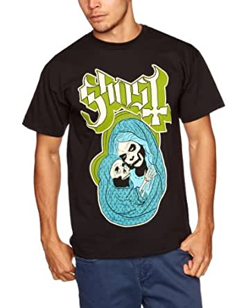 Plastic Head Ghost Chosen Son Men's T-Shirt Black Small