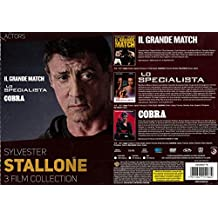 SYLVESTER STALLONE: 3 FILM COLLECTION