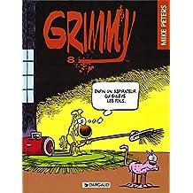 Grimmy, tome 8 : Enfin un aspirateur... Grimmy