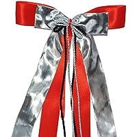 24 cm breit u große 3-D Schleife Geschenkband // Geschenkschleife 54 cm lang
