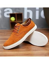 LOVDRAM Zapatos Casuales Zapatos Casuales Zapatos Casuales Zapatos De Ante  De PU 45 Zapatos Individuales 46 Zapatos De Hombre 48 Extra… 2697514ef19d