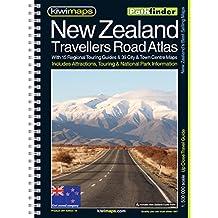 Atlas routiers : New Zealand Road Atlas (en anglais)