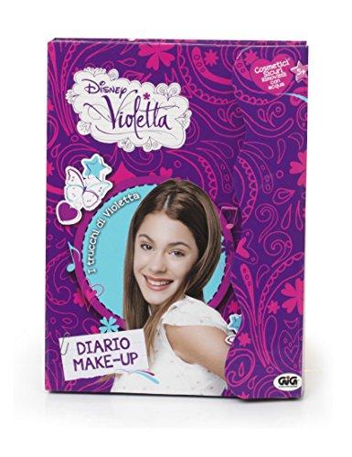 Giochi-Preziosi-70182401-Disney-Violetta-Make-Up-Tagebuch