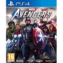 Marvel's Avengers with Iron Man Digital Comic (Exclusive to Amazon.co.uk) (PS4)