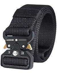 72462165bec AIZESI Men Tactical Belt 1.57