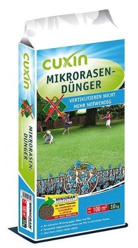 Cuxin Mikro-Rasendünger 10kg