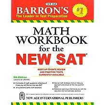 Barrons Math Workbook for the New SAT