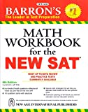 #4: Barrons Math Workbook for the New SAT