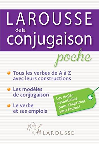 Larousse de la Conjugaison poche par Collectif