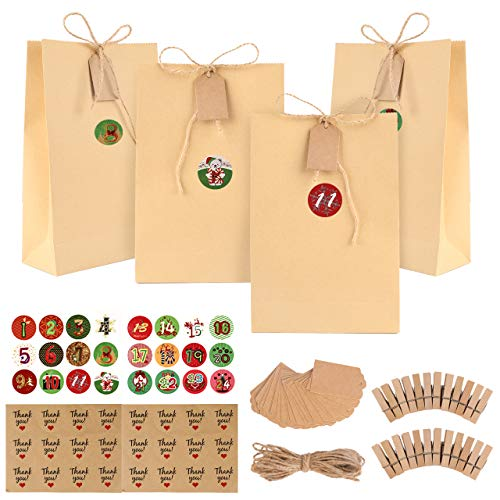 Bolsas de regalo navidad