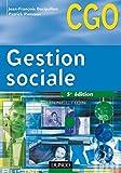 Gestion sociale - 5e éd. : Manuel (2 - Gestion sociale - Processus 2 t. 1) (French Edition)