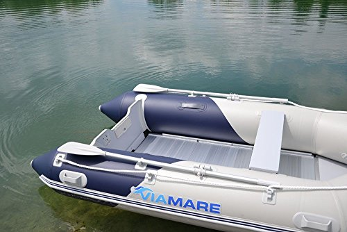 Zoom IMG-1 tender viamare 330 alu carpfishing