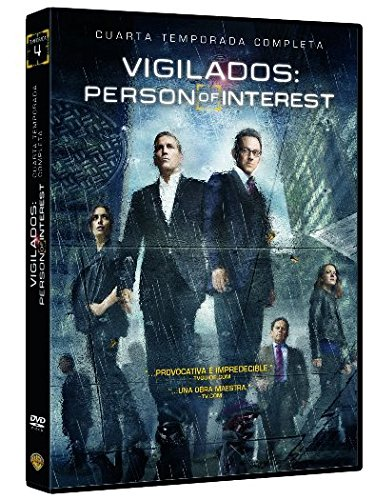 Vigilados: Person Of Interest - Temporada 4 [DVD]