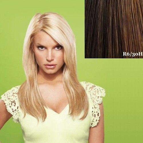 jessica-simpson-hairdo-extension-glatt-56cm-r6-30h-chocolate-copper