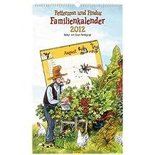 Pettersson und Findus Familienkalender 2012