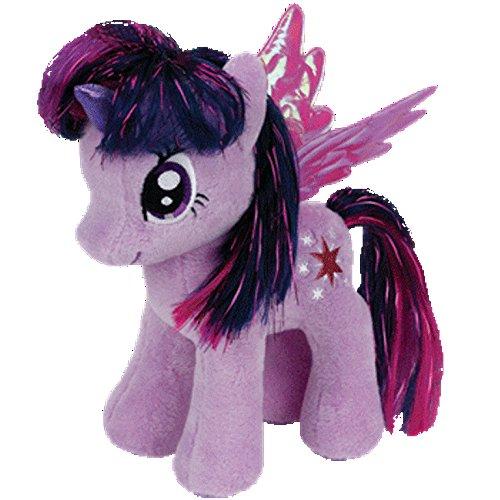 TY Beanie Babies - Twilight Sparkle with Glitter Hair