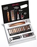 Manhattan Geschenkbox Red mit Supreme Lash Mascara, Eyemazing Eye Contouring...