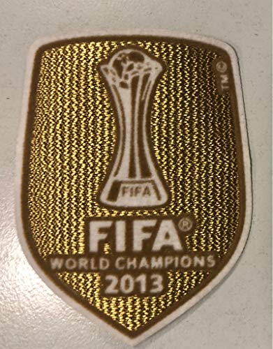 A Club World Cup Champions Patch 2013 FC Bayern München ()