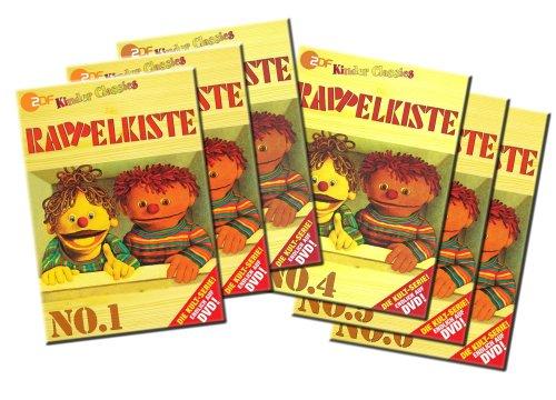 No. 01-06 - Spezial Bundle (6 DVDs)