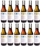 Cervezas Mond Mix 6 Rubia y 6 Trigo Cerveza - 12 Botellines