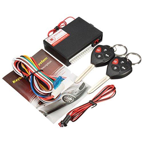 Viviance Car Remote Control Burglar Alarm Keyless Lock Entry System Für Toyota 2 Remote