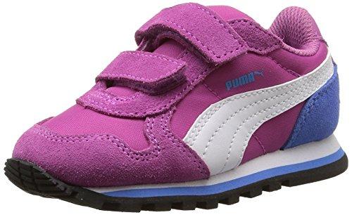 Puma - St Runner Nl V Kids, Sneakers infantile Rosa (Pink (meadow mauve-white-marina blue 07))