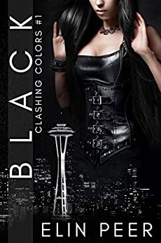 BLACK (Clashing Colors Book 1) by [Peer, Elin]