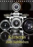 Kameras zum liebhaben (Tischkalender 2019 DIN A5 hoch): Klassische Fotoapparate der 20er bis 70er Jahre. (Monatskalender, 14 Seiten ) (CALVENDO Hobbys)