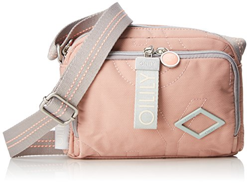 Oilily - Spell Shoulderbag Xsvz, Borse a spalla Donna Beige (Nude)