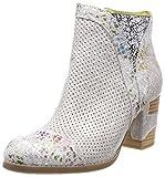 Laura Vita Damen Anna 138 Chelsea Boots, (Beige), 39 EU