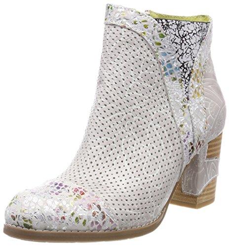 LAURA VITA Damen Anna 138 Chelsea Boots, Beige (Beige), 37 EU