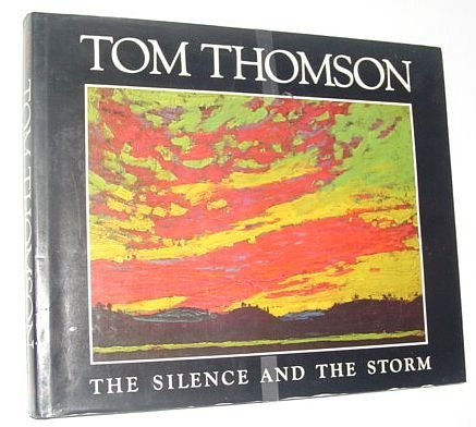 Tom Thomson, the Silence and the Storm by Harold Town (1977-11-02)