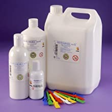 Scola 5ltr Washable PVA Glue - Eco - 5 Litre Craft Glue School Glue by Scola
