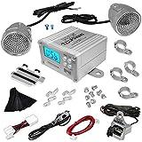 Pyle 600 Watt amplificateur 2 canaux Weatherproof avec haut-parleur MP3 / iPod entrée
