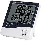 Anpro Termómetro Higrómetro Digital / Higrómetro Digital Medidor Temperatura y Humedad