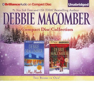 [(Debbie Macomber CD Collection 3: Mrs. Miracle, Call Me Mrs. Miracle)] [by: Debbie Macomber]
